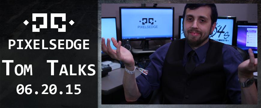 Tom Talks - Vlog #5 - Where is Vlog 4?